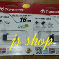 USB FLASHDISK OTG TRANSCEND JETFLASH 16GB