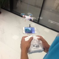 RC Quadcopter CX-30W with Gyro /3D Tumble