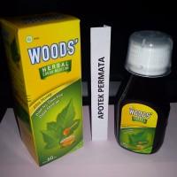 WOODS HERBAL COUGH MEDICINE 60 ml