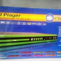 DVD Player GMC - Bm - 081T