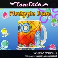 Mug Spongebob Pineapple House