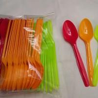 Sendok makan 3 warna