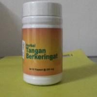 Herbal Tangan Berkeringat