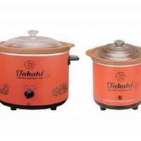 slow cooker takahi 0,7 L DENGAN PACKING KAYU