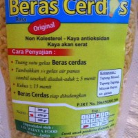BERAS CERDAS