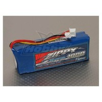 [14076] ZIPPY FLIGHTMAX 1800MAH 9.9V 5C LIFEPO4 TX PACK