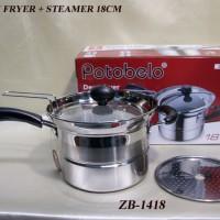 Deep Fryer Potobelo  3 In 1
