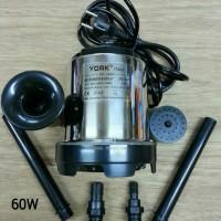 Pompa Air Celup Magnet SP-2400 60W {Submersible Pump}