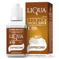 Ritchy LIQUA Cappuccino Indulgent Desserts E-Liquid 30ml Zero Nikotin
