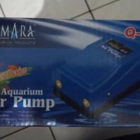 Jual Airator 2 Lubang for Aquarium : Amara Q-6 Murah