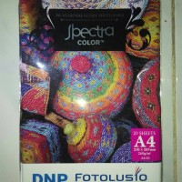 photo paper spectra PRO glossy 260g A4
