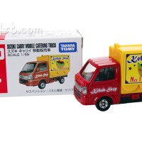 KEBAB Shop Suzuki Carry Food mobile Catering Truck no 57 Tomica Takara