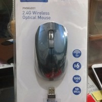 Mouse Prolink Wireless 2.4G Wireless Optical Mouse PMW6001