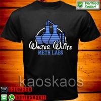 Kaos Breaking Bad Walter White Meth Labs