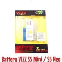 Battery Samsung Galaxy S5 Mini / S5 Neo Merk VIZZ 3000mAh