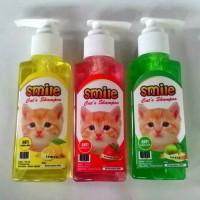 harga Sampo Anti Jamur & Kutu Kucing Smile Cat Shampoo 100ml Tokopedia.com