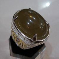Cincin Batu Giok SOLAR Aceh Super
