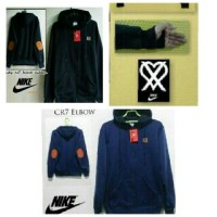 Sweater Nike CR7 Finger / Jaket Fleece Hoodie / Zipper