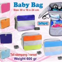 Jual Baby Bag Organizer 2 in 1 (tas diaper botol susu bayi balita) Murah