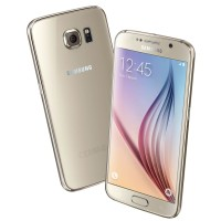 NEW# SAMSUNG GALAXY S6 GOLD