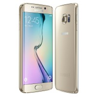 NEW# SAMSUNG GALAXY S6 EDGE GOLD 32GB