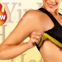 hot shaper beauty slim suit baju olahraga penyangga punggung payudara