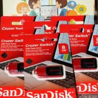 Flash Disk Sandisk 8 Gb Flip Flop