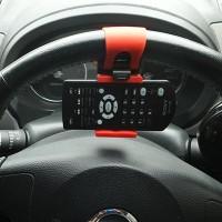 Car Holder Stir Untuk Gadget Dan Remote Head Unit