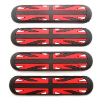 Door Guard Benderan England Hitam