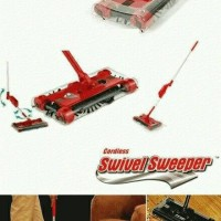 Swivel Sweeper As Seen On TV (Sapu Elektromagnetik)