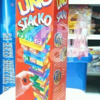 UNO STACKO - Permainan untuk Anak & Keluarga