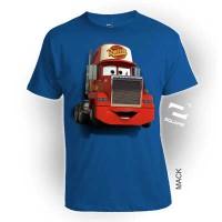 harga Kaos 3D Cars Mack, utk Dewasa by Square Tokopedia.com