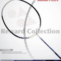 harga Raket Badminton Yonex Nanoray L Plus 8 Tokopedia.com