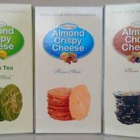 Jual Almond Crispy Cheese Wisata Rasa Murah