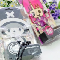 Zipper Earphone Model One Piece