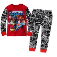 Piyama Cuddle Me - Justice League