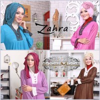 gamis ZAHRA (dress busui)