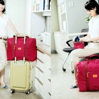Tas Koper serbaguna untuk Travel, Business Trip atau Gym Lipat