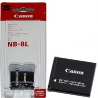 CANON NB-8L (POWERSHOT A3000 / A3100 IS / A2200 / A3300)