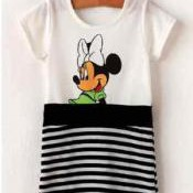 harga Baju Anak Perempuan Minie Mouse Dress/ Baju Anak Cewe Bap3079pr83 Tokopedia.com