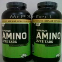 Amino ON Optimum Nutrition 320 Tabs