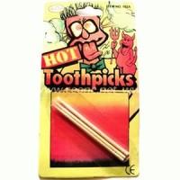 Hot Toothpicks