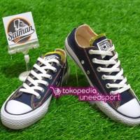harga Sepatu Converse ALL STAR Low Navy Rainbow Tokopedia.com