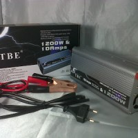 TBE Power Inverter + Charger 1200 Watt
