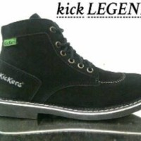 Sepatu Kickers Boot Cowboy 2015