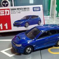 Tomica Reguler 11 Subaru Impreza WRX STI