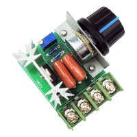 2000W SCR Motor Speed Controller Voltage Regulator Module