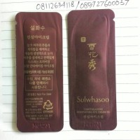Sulwhasoo Time Treasure Renovating Eye Cream sample 1ml