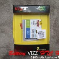 Battery HTC HD2 Merk VIZZ