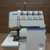 Mesin Jahit Obras+Overdeck JUKI MO 735 Portable Multifungsi
